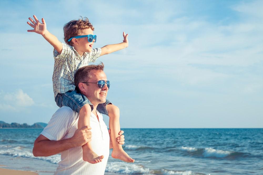 Где отдохнуть с детьми на море 🌊 | Блог METRO